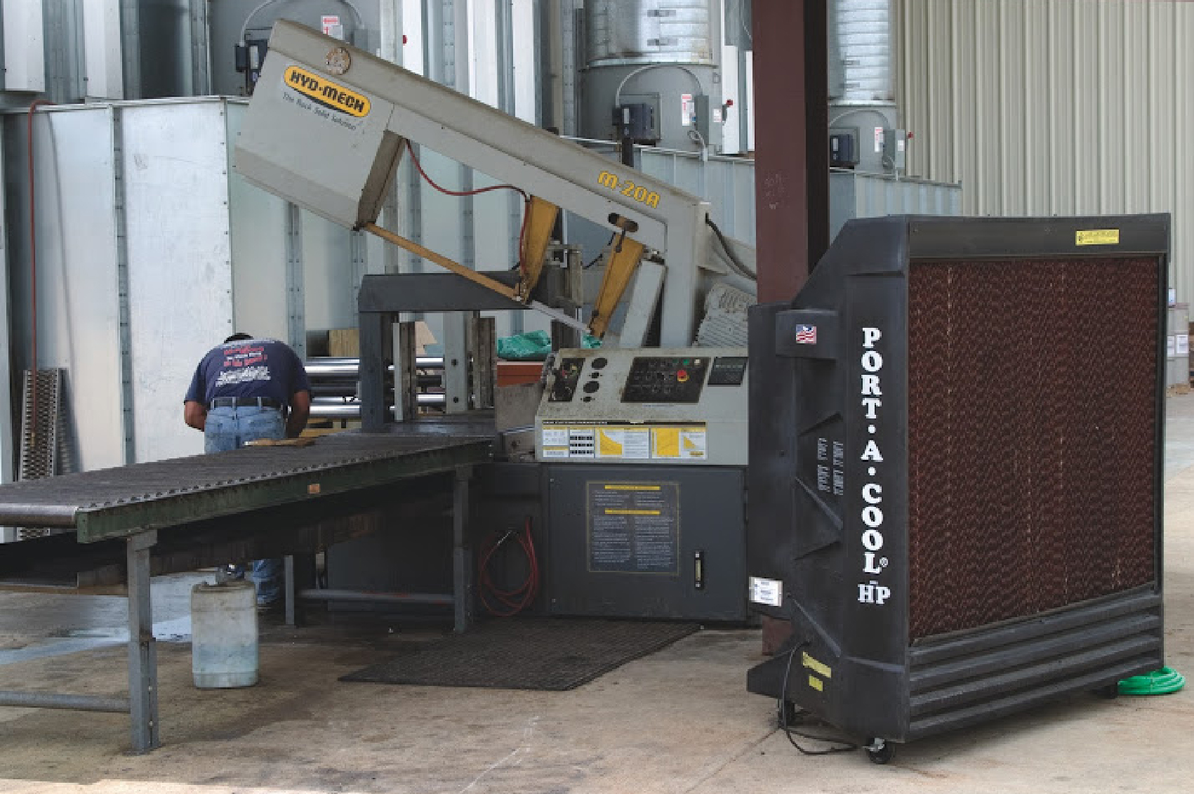 Port A Cool 36 Machinekoeling