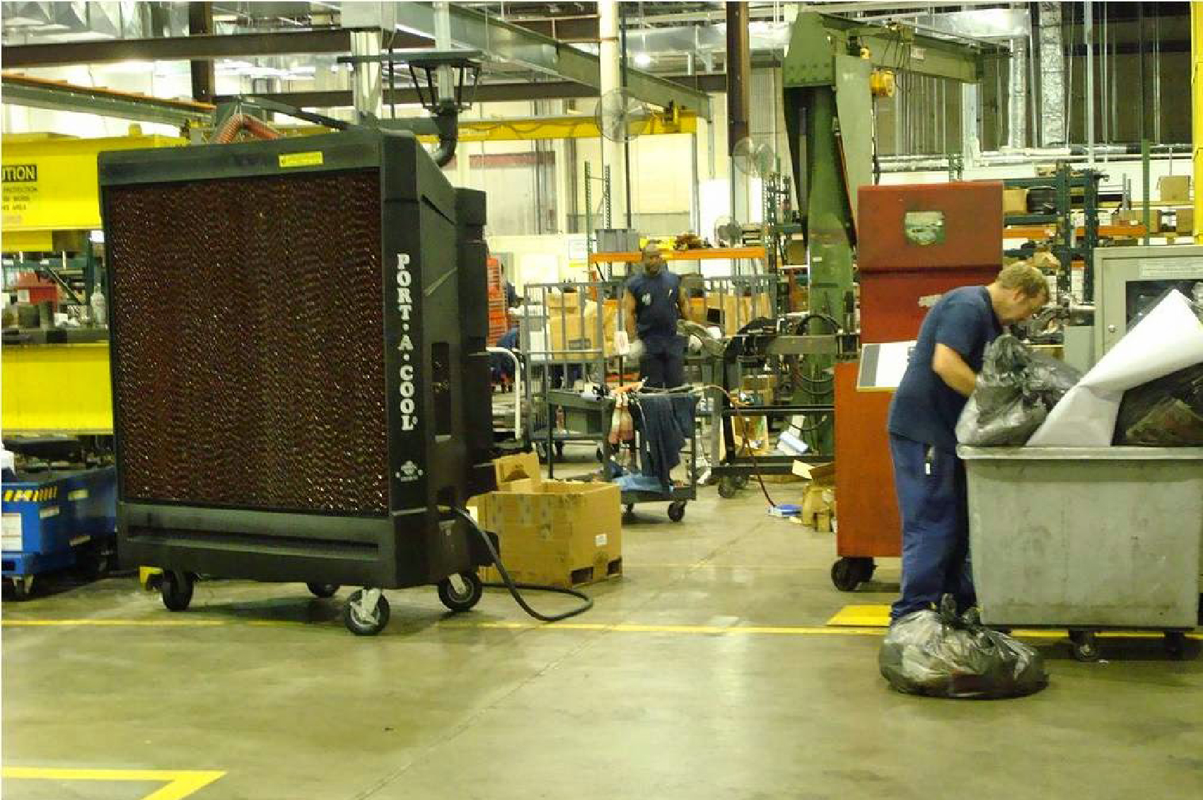 Port A Cool 48 Industriele machine koeling